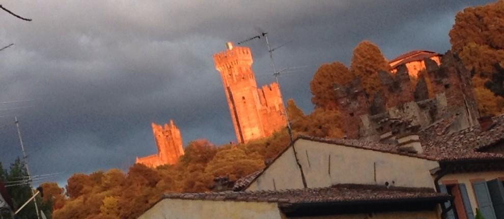 Italien – Stora bilder med bildtexter